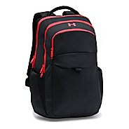Womens Under Armour On Balance Backpack Bags - Black/Red