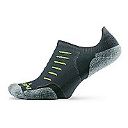 Thorlos Experia Thin Padded No Show Tab Socks