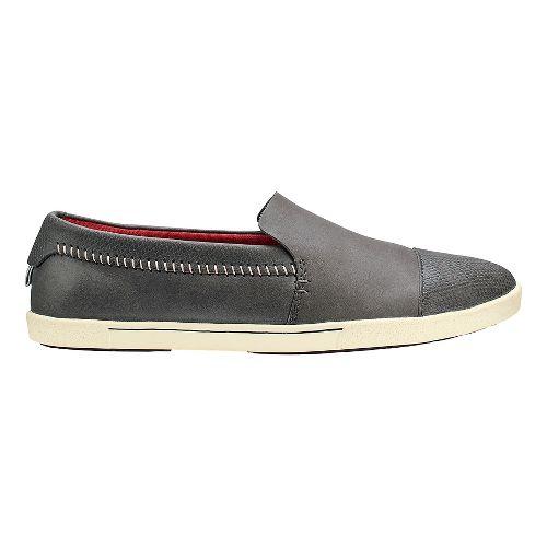 Womens OluKai Alohi Casual Shoe - Trench Blue 5
