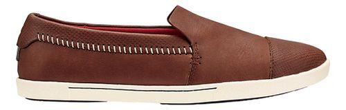 Womens OluKai Alohi Casual Shoe - Friar Brown 7