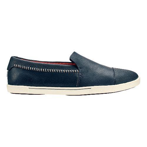 Womens OluKai Alohi Casual Shoe - Trench Blue 7