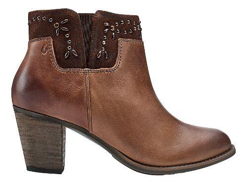 Womens OluKai Ho'ohilu Casual Shoe - Friar Brown 6.5