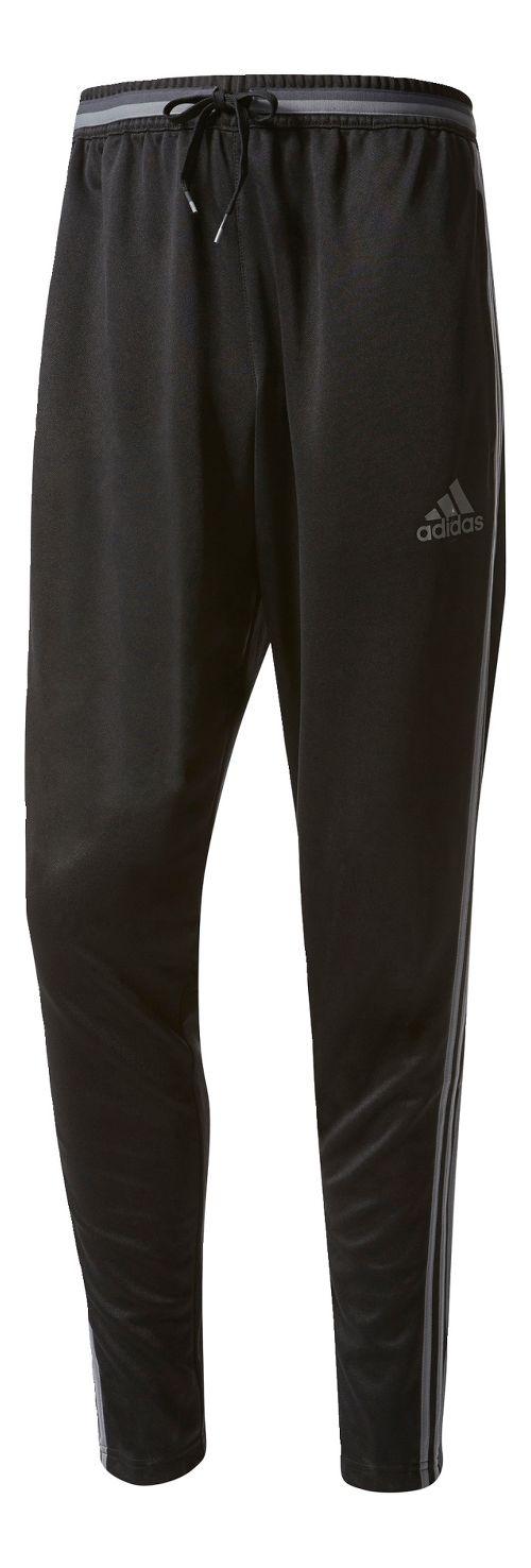 Mens adidas Condivo 16 Training Pants - Black/Grey L