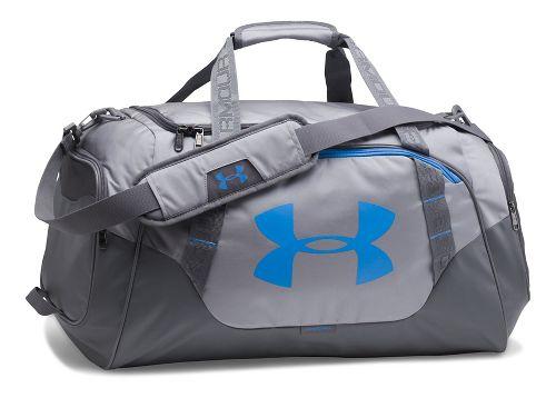 Under Armour Undeniable 3.0 Medium Duffle Bags - Steel/Graphite