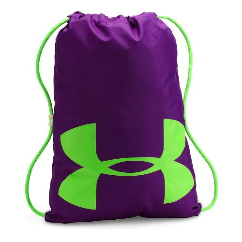 Under Armour Ozsee Elevated Glow Sackpack Bags - Purple Rave