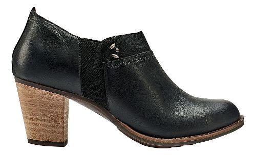 Womens OluKai Ho'ou'i Casual Shoe - Black/Black 8