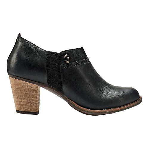 Womens OluKai Ho'ou'i Casual Shoe - Black/Black 8.5