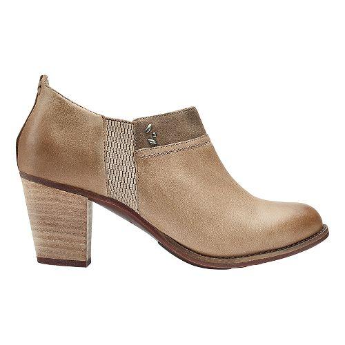 Womens OluKai Ho'ou'i Casual Shoe - Nougat/Nougat 8
