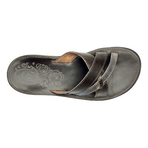 Womens OluKai Paniolo Slide Sandals Shoe - Natural/Natural 8