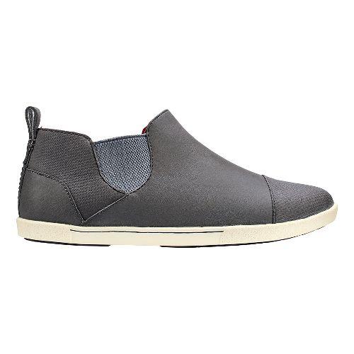 Womens OluKai Waipahe Casual Shoe - Black/Black 11