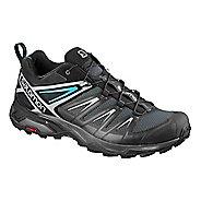 Mens Salomon X Ultra 3 Hiking Shoe - Black 10.5