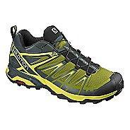 Mens Salomon X Ultra 3 Hiking Shoe - Guacamole 11