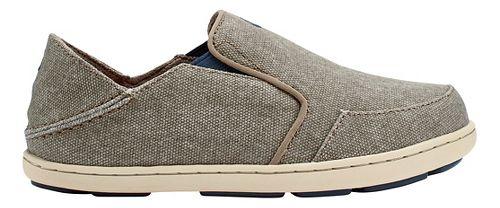 Olukai Nohea Lole Casual Shoe - Clay/Trench Blue 4Y
