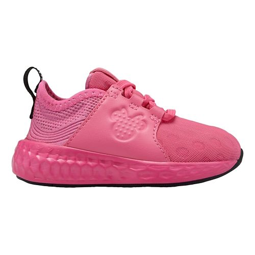Kids New Balance Fresh Foam Cruz Disney Minnie Pack Running Shoe - Pink 6C