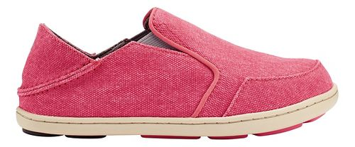 Olukai Nohea Lole Casual Shoe - Bing Pink/Grey 10C