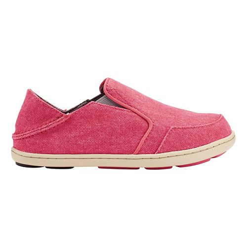 Olukai Nohea Lole Casual Shoe - Bing Pink/Grey 2Y