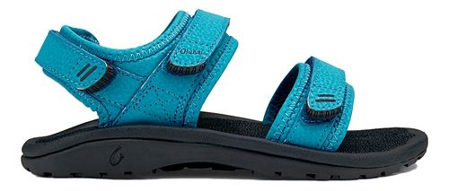 OluKai Pahu Sandals Shoe - Marine/Trench Blue 9C/10C