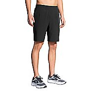 "Mens Brooks Fremont 9"" Linerless Unlined Shorts"