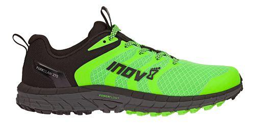 Mens Inov-8 Parkclaw 275 Trail Running Shoe - Green/Black 9