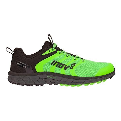 Mens Inov-8 Parkclaw 275 Trail Running Shoe - Green/Black 9.5