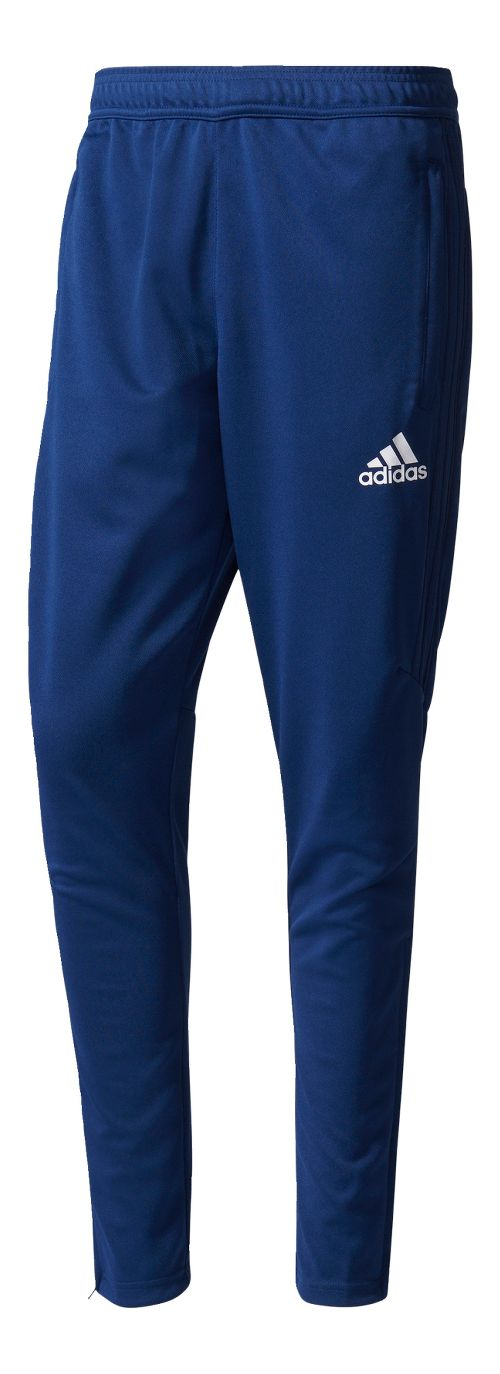 Mens adidas Tiro 17 Training Pants - Dark Blue/White S