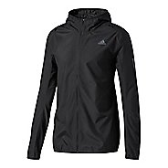 Mens adidas Response Hooded Wind Running Jackets