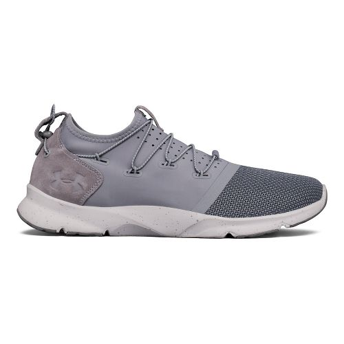 Mens Under Armour Drift 2 Running Shoe - Steel Glacier/Grey 8