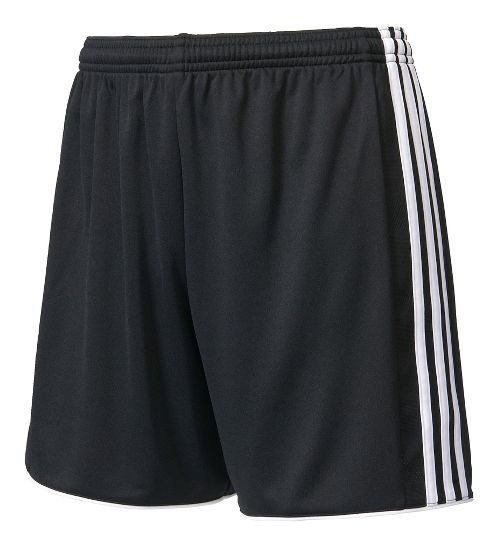 Womens adidas Tastigo 17 Unlined Shorts - Black/White M