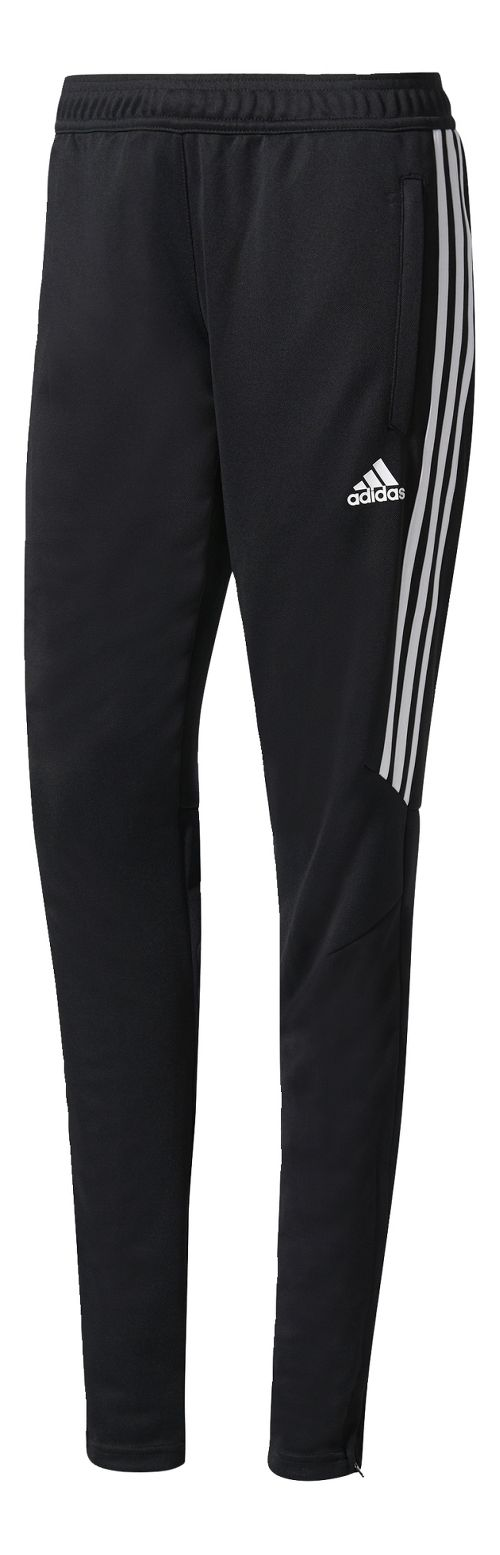 Womens adidas Tiro 17 Training Pants - Black XS