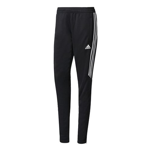 Womens adidas Tiro 17 Training Pants - Black L