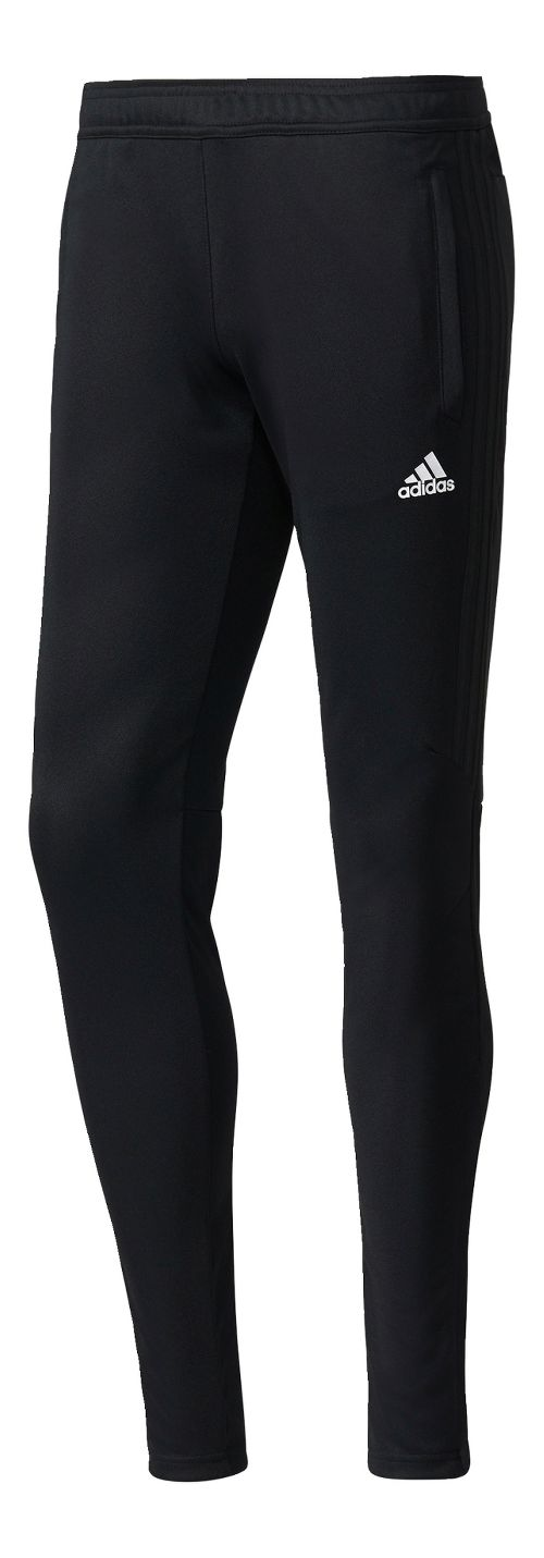 Womens adidas Tiro 17 Training Pants - Black/White S