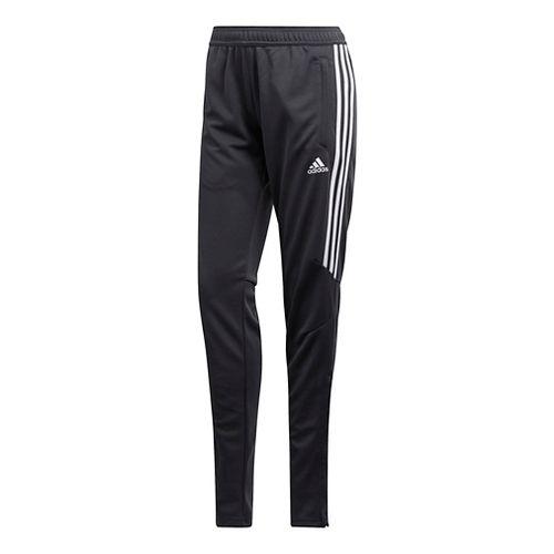 Womens adidas Tiro 17 Training Pants - Grey/White XL