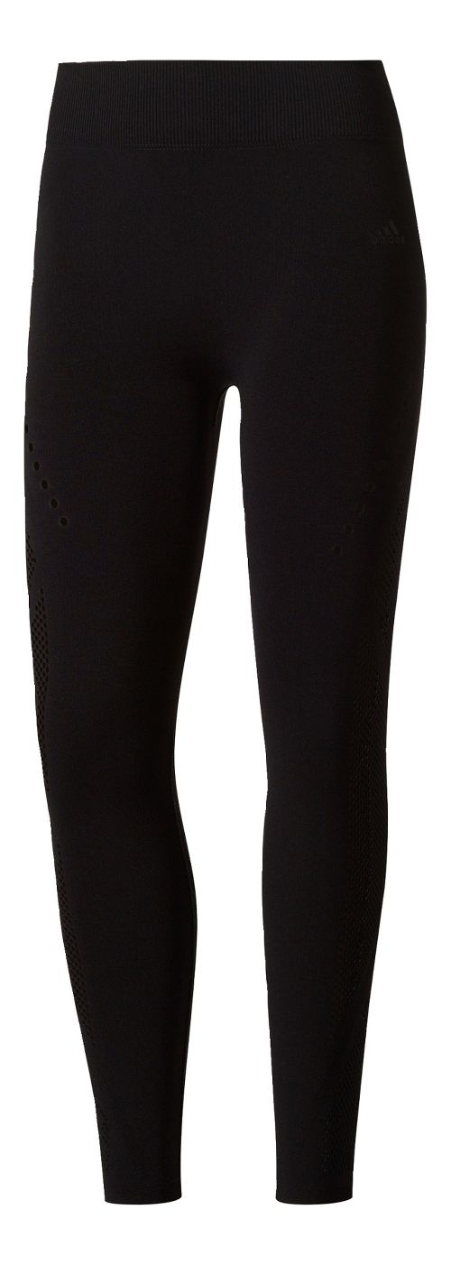 Womens adidas Warpknit Tights & Leggings Pants - Black L