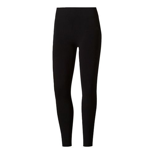 Womens adidas Warpknit Tights & Leggings Pants - Black S