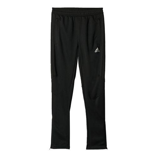 adidas Kids Tiro 17 Training Pants - Black/White YS