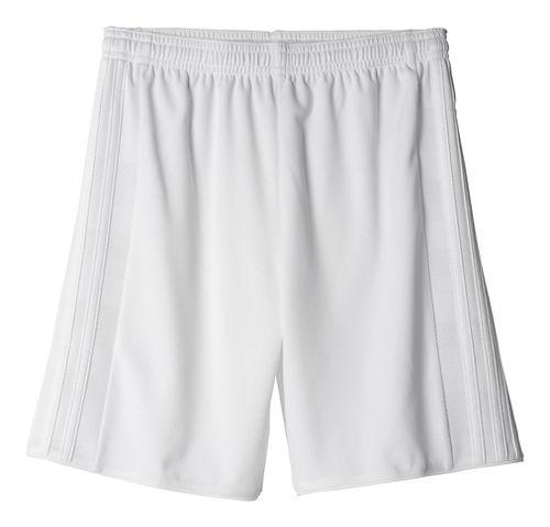 adidas Kids Tastigo 15 Unlined Shorts - White YXL