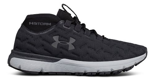 Womens Under Armour Charged Reactor Run Running Shoe - Anthracite Grey 10.5