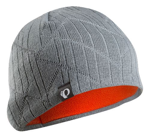 Pearl Izumi Escape Knit Hat Headwear - Monument Grey