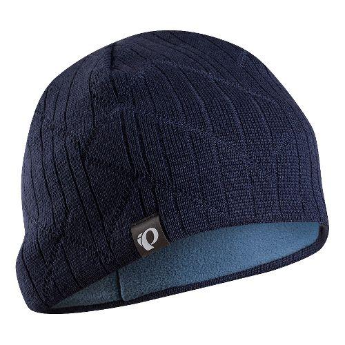 Pearl Izumi Escape Knit Hat Headwear - Eclipse Blue