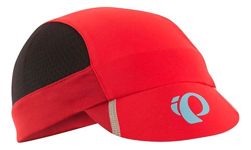Pearl Izumi Transfer Cycling Cap Headwear - Black/Pink