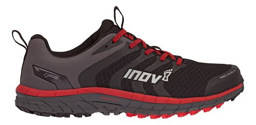 Mens Inov-8 Parkclaw 275 GTX Trail Running Shoe - Black/Red 9.5