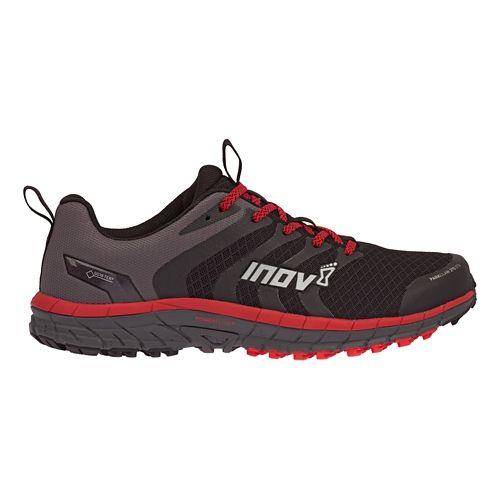 Mens Inov-8 Parkclaw 275 GTX Trail Running Shoe - Black/Red 13