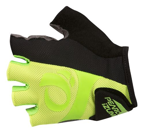 Mens Pearl Izumi Select Glove Handwear - Yellow/Green XL