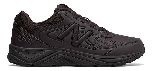 Mens New Balance 840v2 Walking Shoe - Brown/Black 14