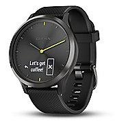 Garmin vivomove HR Hybrid Smartwatch Monitors - Black L