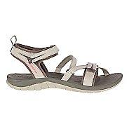 Womens Merrell Siren Strap Q2 Sandals Shoe - Aluminum 9