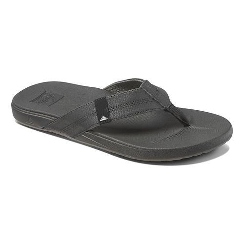 Mens Reef Cushion Bounce Phantom Sandals Shoe - Black 11
