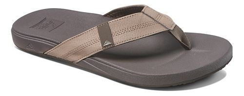 Mens Reef Cushion Bounce Phantom Sandals Shoe - Brown 13