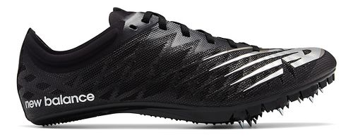 Mens New Balance Vazee Verge Track and Field Shoe - Black/Silver 10.5