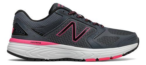 Womens New Balance 560v7 Running Shoe - Thunder/Black 11